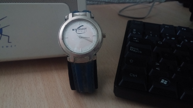 Reloj Ciclos Peugeot