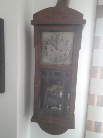Reloj De Pared Arturo Rey