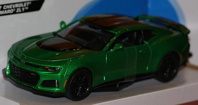 Chevrolet Camaro Zl1 Escala 1:24 De Hong