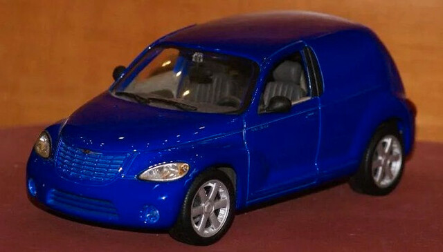 Chrysler Pt Cruiser Escala 1:18 De Maist