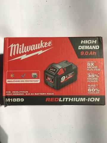 Batería Milwaukee