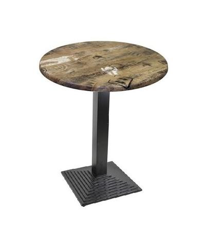 206f1e4f745e MIL ANUNCIOS.COM - Mesa alta tipo bar madera