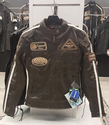 28d3dff1 COM - Chaqueta cuero moto marron Segunda mano y anuncios clasificados