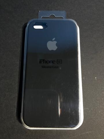 6cac4401a5b MIL ANUNCIOS.COM - Funda Silicona Iphone SE, 5, 5S Negro