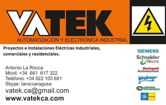 PROYECTOS ELÉCTRICOS Y AUTOMATIZACIÓN - foto 2