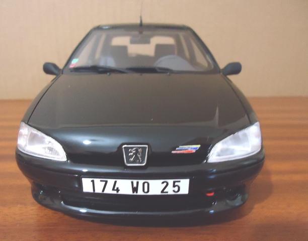 Peugeot 106 Rallye 1: 18