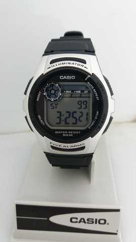 Reloj Casio W-213 Modulo 3237 Bateria 10
