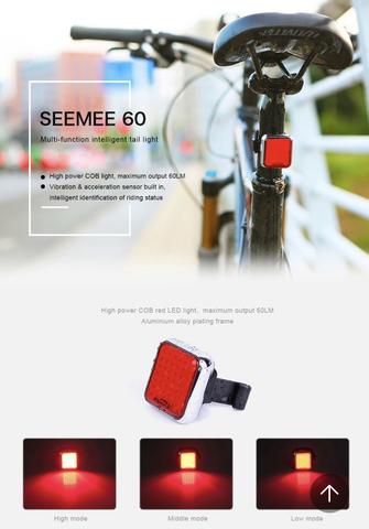 f/ácil Instalar Ciclismo Linterna de Seguridad para Hombres Mujeres ni/ños 2000 Lumen LED Bicicleta luz USB Recargable Bicicleta Linterna Linterna de Seguridad 4400mAh
