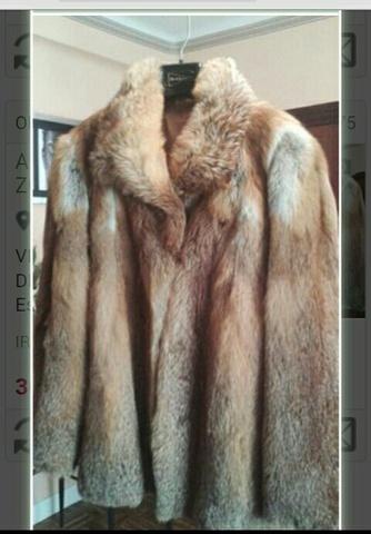 MIL ANUNCIOS.COM Abrigo piel sintetica. Abrigos y