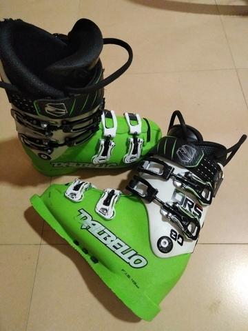 Botas Esquí Junior