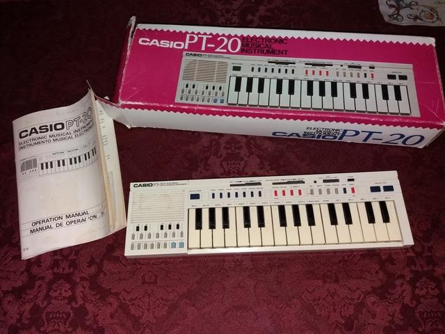 Piano Casio Leer
