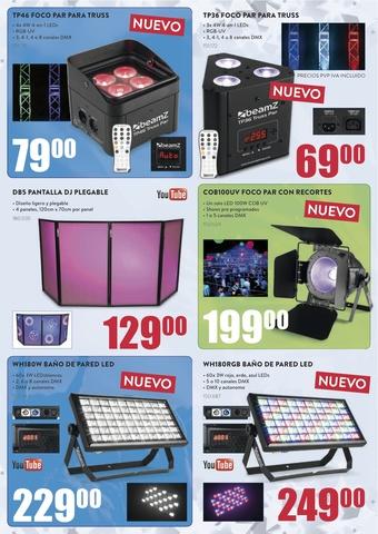 EQUIPOS SONIDO  & AUDIO STOCK-BDN - foto 3