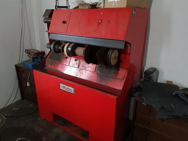 Máquina De Reparación De Calzados Y Pie