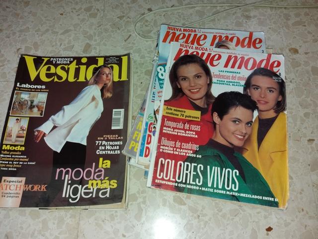 Revistas Costura