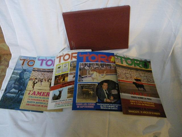 Revistas Toro