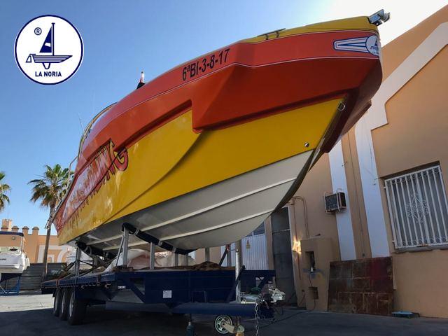 PARASAILING ORCA 10. 400  SEGUNDA MANO - foto 4