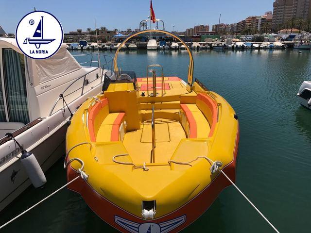 PARASAILING ORCA 10. 400  SEGUNDA MANO - foto 5