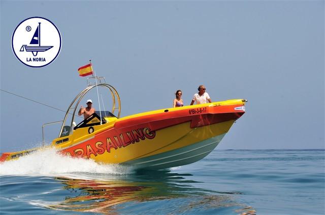 PARASAILING ORCA 10. 400  SEGUNDA MANO - foto 6