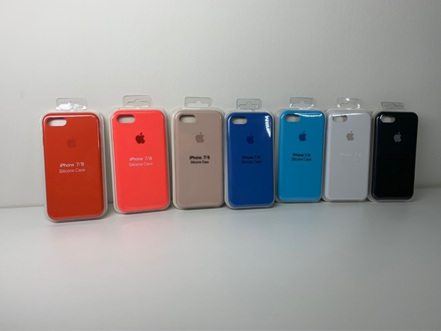 MIL ANUNCIOS.COM - Funda Iphone de varios colores 7 8 X X