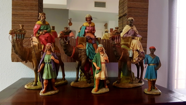 Cabalgata Reyes Magos De Oriente