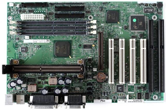 INTEL AL440LX + PROCESADOR +RAM - foto 1