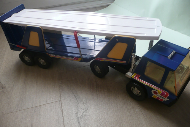 Portacoches 2000 Camion Gozan Portacoches Gozan Camion 2000 Tigre Tigre fgb7I6myvY