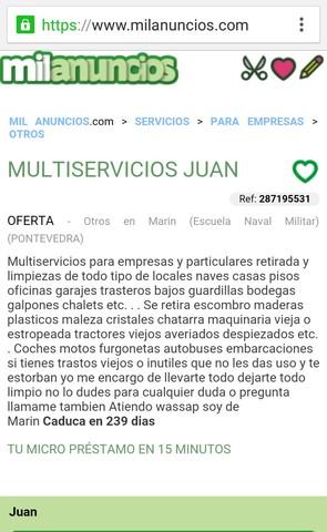 MULTISERVICIOS JUAN - foto 4