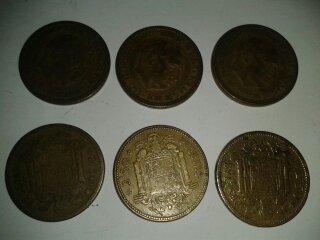 Monedas De 2,5 Pesetas
