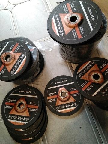 Discos De Radial Arral-Flex