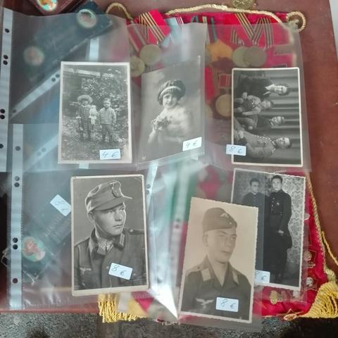 Fotos, Cartas Segunda Guerra, Alemania