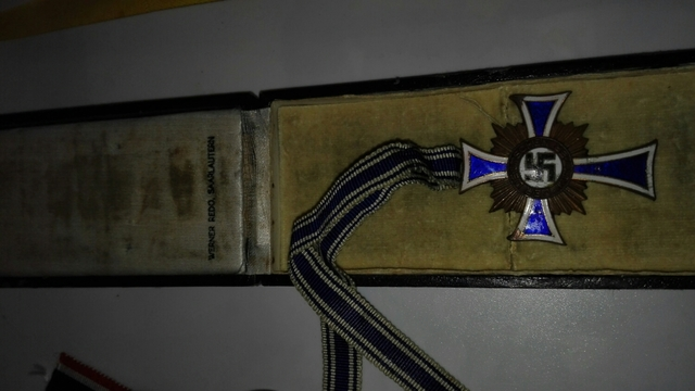 Medallas, Pins, Insignias Tercer Reich