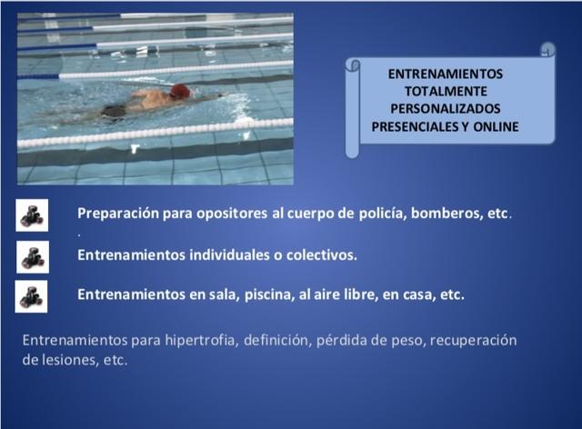 ENTRENADOR PERSONAL - foto 2