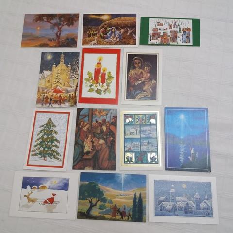 Postales Pintadas Con La Boca Y Los Pies