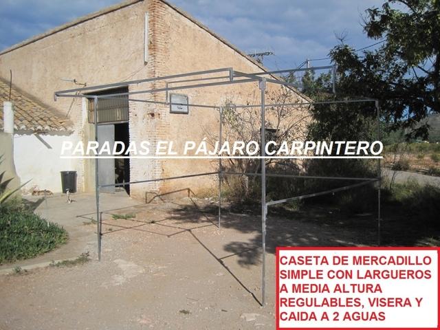 COLGADORES DE ROPA PARA PUESTOS - foto 6