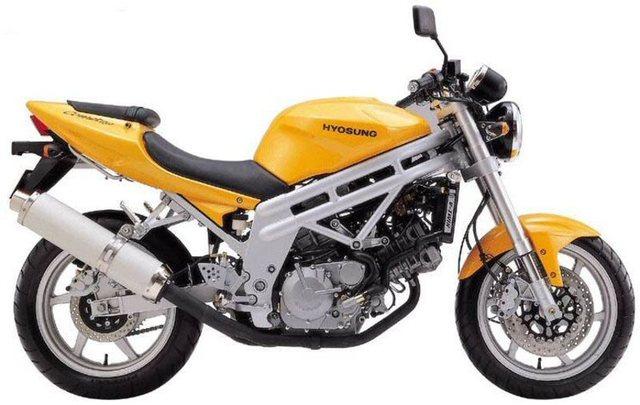 DESPICE HYOSUNG GT 650 2005 - foto 1