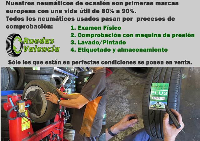 TALLER DE NEUMÁTICOS NUEVOS Y USADOS,  - foto 8