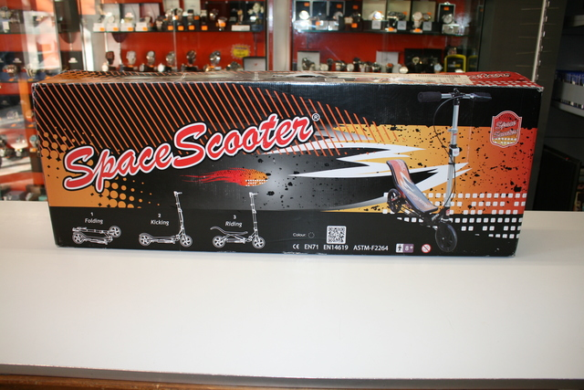 PATINETE SPACE SCOOTER - foto 5