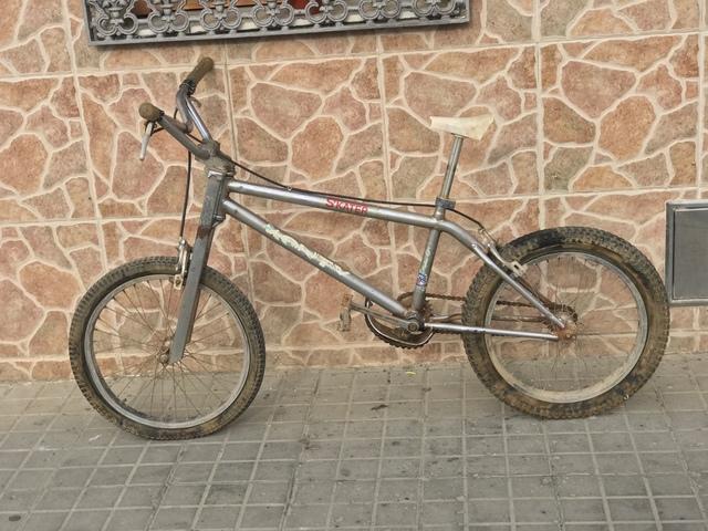Bicicleta Monty T