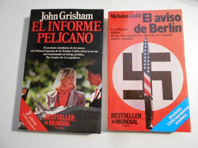 EL INFORME PELÍCANO / EL AVISO DE BERLÍN - foto 1