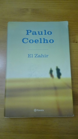 LIBRO PAULO COELHO:  EL ZAHIR - foto 1