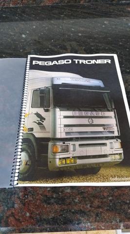 MANUAL DE USO - PEGASO TRONER - foto 1