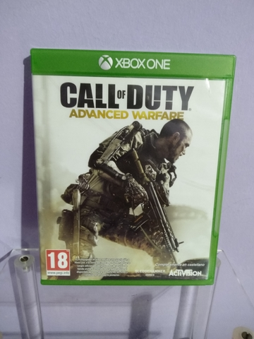 CALL OF DUTY ADVANCE WARFARE XBOX ONE segunda mano  Cullera