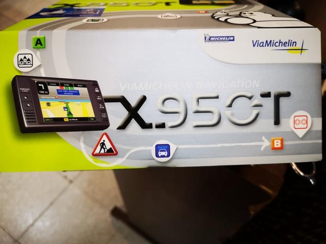 GPS VIAMICHELIN X-930 - foto 2