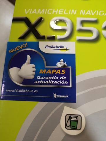 GPS VIAMICHELIN X-930 - foto 3