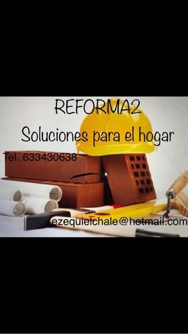 REFORMAS/ HOGAR/ COMERCIO/ - foto 1