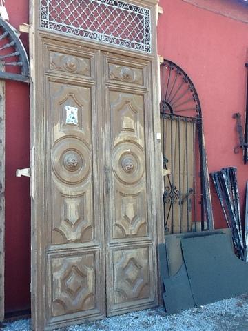 Puerta De Entrada Antigua Grande