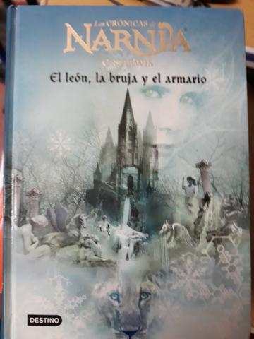 LIBRO NARNIA EL LEÓN,  LA BRUJA Y EL - foto 1