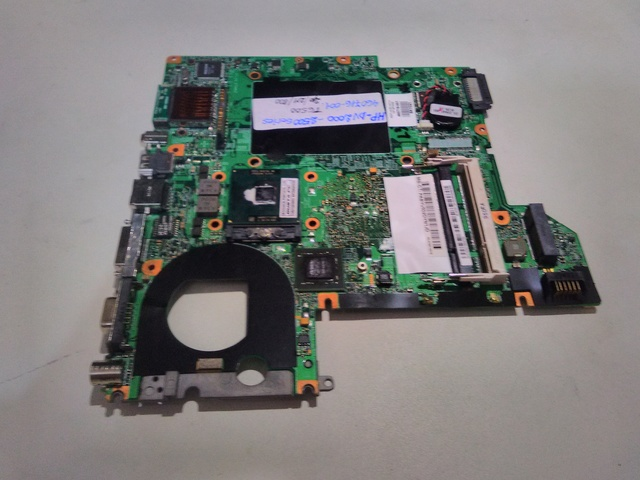 HP PAVILION DV2000-PLACA BASE INTEL+ AMD - foto 1
