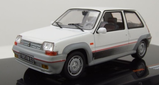 Renault 5 Gt Turbo 1985  Escala 1:43 De