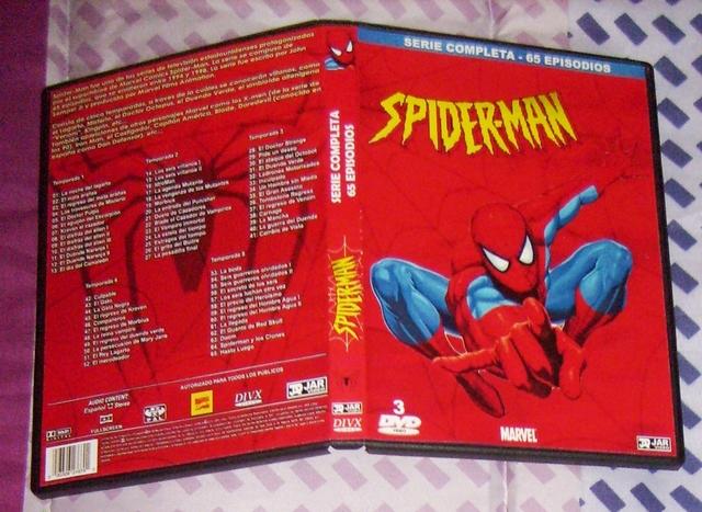 Anuncios Mil Dibujos com Segunda Mano Anuncios Y Spiderman kZiTuOPX